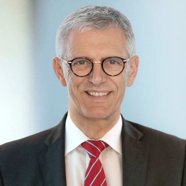 Karl Manfred Lochner, Member of the LBBW Board of Managing Directors