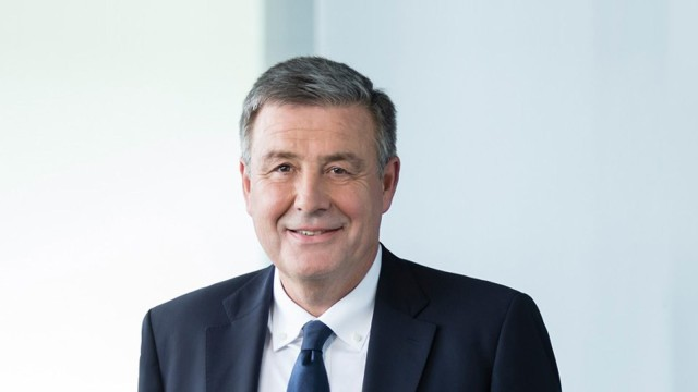 Volker Wirth, Member of the LBBW Board of Managing Directors