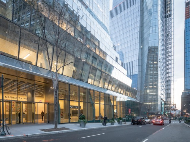 Commercial real estate financing with LBBW: Manhatten West