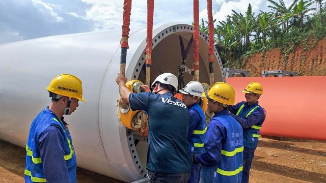LBBW Export finance becomes a pioneer for wind farm Huong Linh 1 in Vietnam