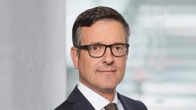 Stefan Tiemann, Managing Director Financial Institutions and Corporates bei der LBBW