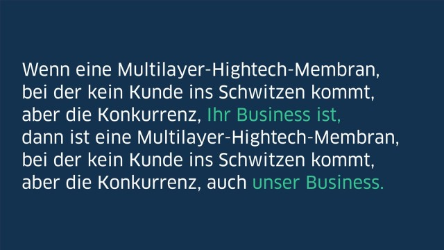 "Multilayer - Headline aus der LBBW-Kampagne ""Ihr Business ist unser Business"""