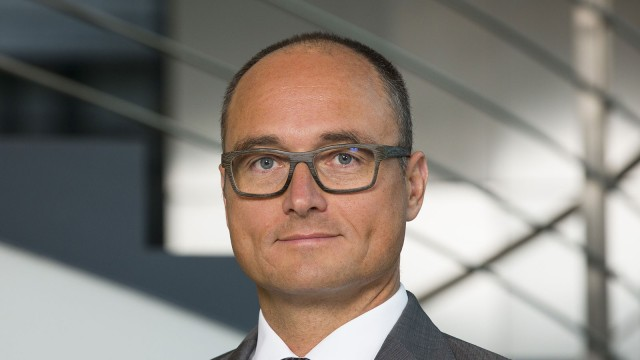 Sascha Chevalier, Head of Receivables Securitization der LBBW
